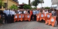 Alanya#039;da işletmeler turuncu bayrak için yarışacak