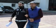 Alanya#039;da silah tüccarı firari sahte kimlikle yakalandı