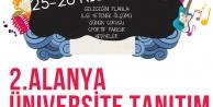 Alanya#039;da üniversite tanıtım günleri başlıyor