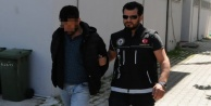 Alanya#039;da zehir taciri cezaevine konuldu