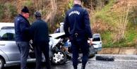 Alanya'da feci kaza: 1'i ağır 5 yaralı