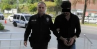 Alanyada üvey kızına cinsel istismardan tutuklandı