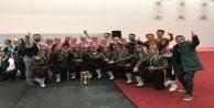 ALKÜ öğrencileri Türkiye birinciliği ile döndü
