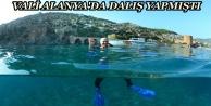 Antalya'nın su altı zenginlikleri filmine büyük ödül
