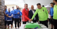 Başkan Çavuşoğlu#039;nun doğum gününü kutladılar