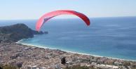 Dünya Yamaç Paraşütü Şampiyonası Alanya#039;da sona erdi
