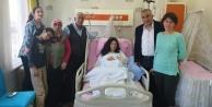 Müdür Demir#039;in kız babası mutluluğu