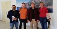 Er#039;in Slovenyalı konukları