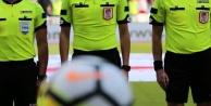 Spor Toto 1. Lig#039;de haftanın hakemleri açıklandı