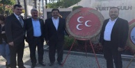 Türkdoğan'dan Bahçeli'ye destek