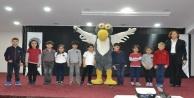 Yazar Aydoğan Yavaşlı Öhep#039;li öğrencilerle buluştu