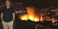 Abbas Güçlü bayramı Alanya#039;da kutladı