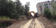 Alanya Belediyesi imar yollarını açıyor