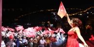 Alanya#039;da 100üncü yıla yakışır kutlama