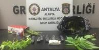 Alanya#039;da uyuşturucu operasyonu: 1 gözaltı var