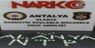 Alanya#039;da uyuşturucu operasyonu: 3 gözaltı var