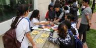 ALKÜ'de Fen ve Matematik sokağı etkinliği düzenlendi