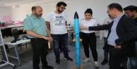 ALKÜ öğrencileri uydu ayrılma sistemli roket yaptı