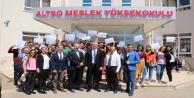 ALTSO MYO#039;da sertifikalı eğitim