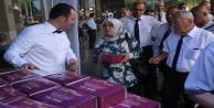 Antalya Büyükşehir Belediyesinden acil iftarlık