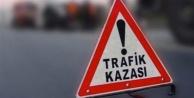 Antalya#039;da feci trafik kazası: 5 yaralı var