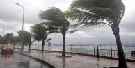 Antalya ve ilçeler dikkat! Kuvvetli yağış ve fırtına uyarısı geldi