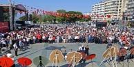 Antalyada 19 Mayıs kutlandı