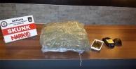 İranlı yolcu havalimanında valizinde uyuşturucuyla yakalandı