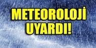 Meteoroloji, Alanya ve çevresini uyardı