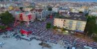 MHP, Alanya#039;yı iftarda buluşturdu