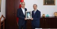 Rektör Pınarbaşı#039;dan Medeniyet Üniversitesi#039;ne ziyaret