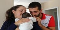 10 yıldır bağımlılık tedavisi gören çift bebek sahibi oldu, dünyaları değişti