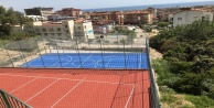 Alanya Belediyesi#039;nden bir ik daha semt spor sahaları projesi hayata geçiriliyor