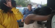 Alanya#039;da cep telefonu çaldığı iddia edilen 3 İsveçli kadın gözaltına alındı