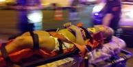 Alanya#039;da feci kaza: 1 turist öldü, 5#039;i turist 7 yaralı