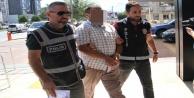 Alanya#039;da silahla bir kişiyi yaralayan şüpheli tutuklandı