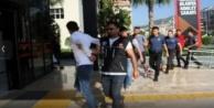 Alanya#039;daki dev operasyonda 11 tutuklama çıktı