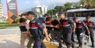 Alanya#039;daki uyuşturucu operasyona 5 tutuklama