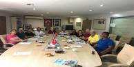 Alanya Kent Konseyi Yürütme Kurulu toplandı
