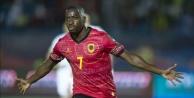 Alanyasporlu Camposun golü Angolaya yetmedi