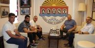 ALTSO Başkanı Şahin#039;i ziyaret ettiler