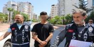 Babasını bıçaklayan zanlı tutuklandı