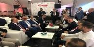 Başkan Böcek Rusyada Türkiye ve Antalyayı tanıttı
