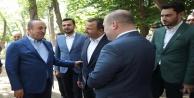 Çavuşoğlu ve Toklu#039;dan Yıldırım#039;a destek