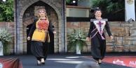 Festivale Osmanlı motif ve renkler damga vurdu