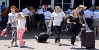 Günlük yolcu rekoru kırıldı! Bir günde 85 bin turist geldi