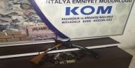 Silah kaçakçılığı operasyonu: 3 gözaltı