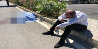 Alanya#039;da otomobilin çarptığı rehber feci şekilde can verdi