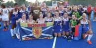 Alanya#039;da şampiyon İskoçya oldu