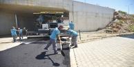 Alanya Belediyesi#039;nden Oba#039;ya sıcak asfalt
